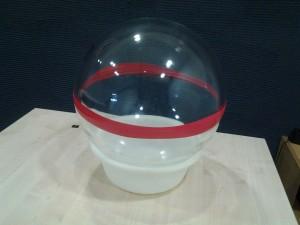 フルデプスガラス球